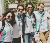 Vivere Expo, da volontaria