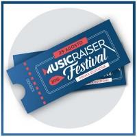 Musicraiser festival al Carroponte: #saràbellissimo