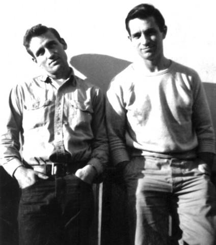 Kerouac e Cassidy