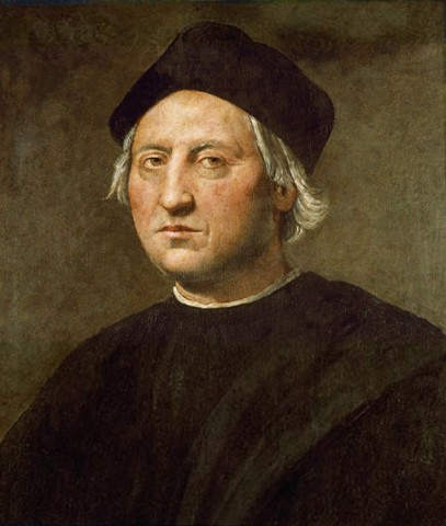Ritratto postumo eseguito da Ridolfo Ghirlandaio, circa 1520