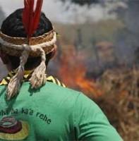 Gli indigeni si difendono. Col GPS