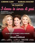 Al teatro Manzoni 3 donne in cerca di guai
