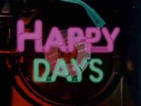 La prima di Happy Days