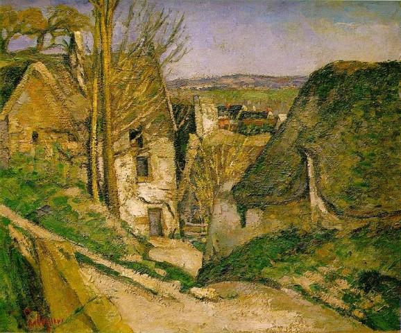 La casa dell'impiccato, 1873
