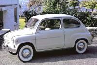 Fiat 600, icona del miracolo economico