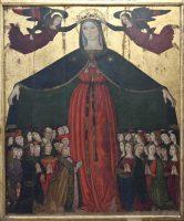 La misericordia nell'arte, itinerario Giubilare