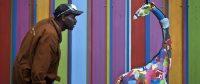 Kenya: opere d'arte dalle infradito