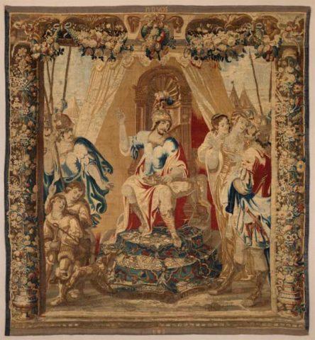 Quinto Sertorio e la cerva bianca 1660-70 ca