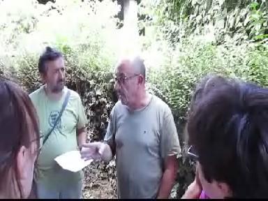 La redazione di Scaccomatto durante l'intervista a Mino