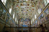 La Cappella Sistina viene svelata