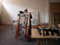 Giosetta Fioroni  in mostra a Roma