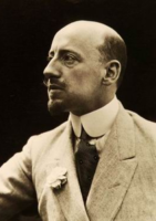 Gabriele D'Annunzio, il poeta 'Vate'