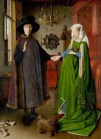 Arnolfini, la coppia misteriosa e il medico condotto