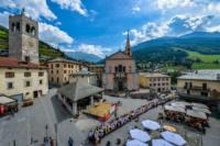 La pizzoccherata più lunga d'Italia e il giro del Confinale