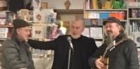 """Il nuovo romanzo di Pollastri tra """"gufi"""" e luf"""