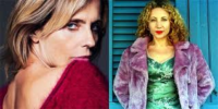 Isabella Ferrari e Iaia Forte sorelle disperate nel buio