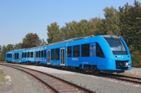 Il primo treno a idrogeno è partito