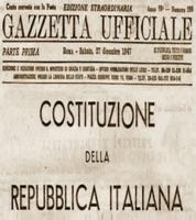La Costituzione Italiana compie gli anni