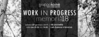 Memoria Work in Progress
