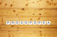Prosopopea