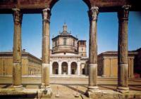 Il restauro del Sacello di Sant'Aquilino in San Lorenzo