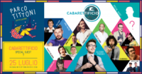 Parco Tittoni: la settimana inizia con cinema, vino e cabaret