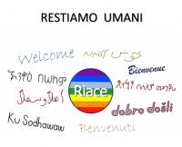 Koinè a Riace, dove la Resistenza è 'restare umani'