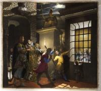 Antonio Campi, maestro anche del Caravaggio