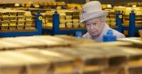 L'oro in ostaggio