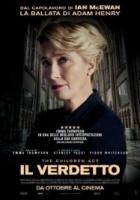 """""""Il verdetto – The Children Act"""" al Cineforum"""