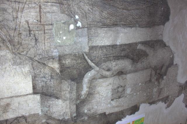 Leonardo da Vinci - Monocromo Sala delle Asse