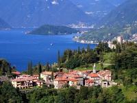 Il lago di Como, un lago d'inchiostro