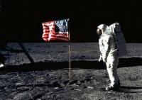 20 luglio 1969: l'uomo è sulla luna