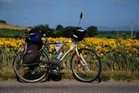 Si può viaggiare in bici con pochi soldi?