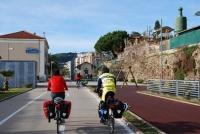 Organizzare un viaggio in bici: itinerario, tappe
