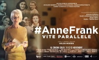 #AnneFrank. Vite Parallele sabato su RAI1