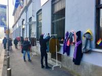 Anche a Milano il muro della gentilezza
