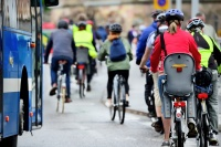 Meno auto più bici: Monza e la mobilità sostenibile