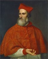 Il cardinale Pietro Bembo - Tiziano Vecello