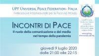 Webinar: Comunicazione e Pandemia