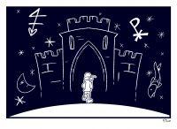 L'aurora nel giardino scuro: Pater ad Castrum