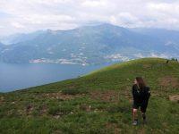 En plein air: anello del Monte Croce di Muggio