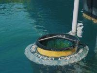 Seabin, il cestino che mangia la plastica in mare