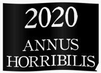 Il 2020 che se ne va