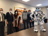 NAO: un robot per amico nel Paese Ritrovato