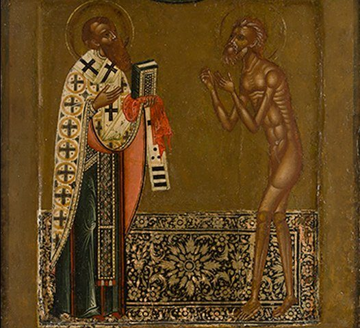 Storie di Santi: San Basilio il Benedetto