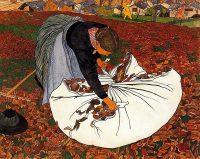 L'autunno di Savièse